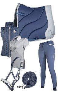 Cavallino Set Grey/Blue