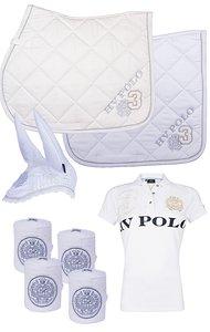 HV Polo Set White