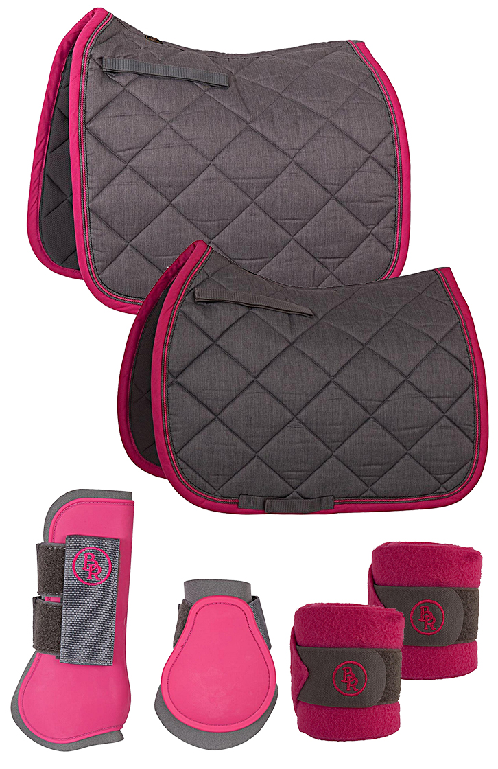 BR Melange Exclusive Set Grey/Pink