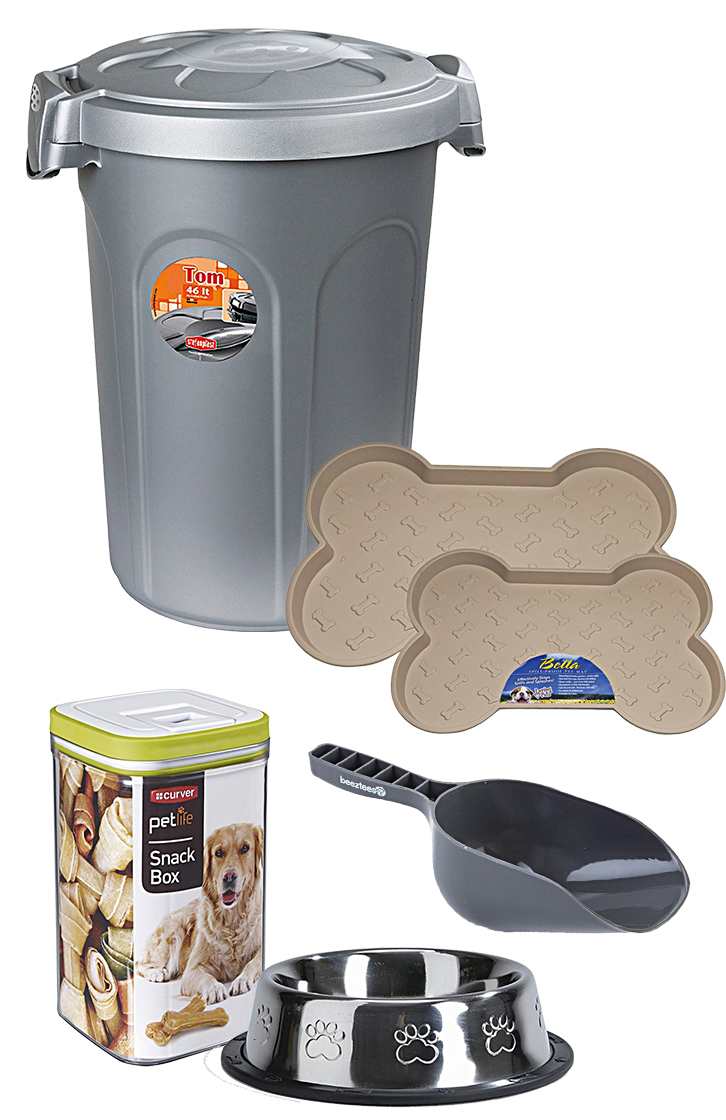 Dog Feeding Set